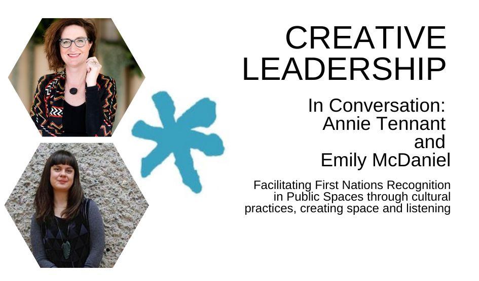 Creative Leadership Members and Guests.  Copy