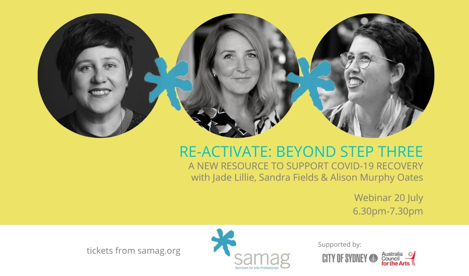 Re-activate: Beyond Step Three  – a new resource for recovery