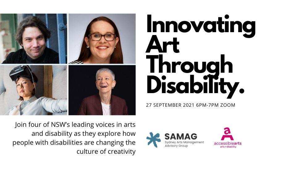 Innovating Art Through Disability